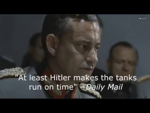 Hitler discovers that The Independent is to close