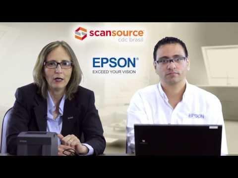 Como integrar uma impressora fiscal EPSON com tablets Android