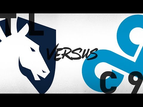 TL vs. C9 - Week 8 Day 2 | NA LCS Summer Split | Team Liquid vs. Cloud9(2018)