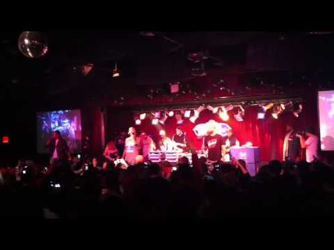 Joe Budden - She Dont Put it Down B.B Kings Performance