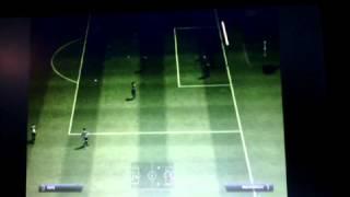 Fifa 14! Обучение удару рабоной