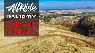 Carving Contermanskloof with the Trail Trippin' crew - ALL RIDE EP1