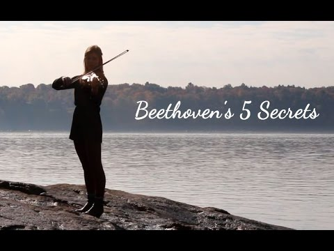 Beethovens 5 Secrets  Violin