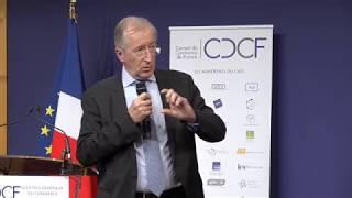 EGC2018 du 12 mars 2018 - Ouverture par William Koeberlé, Président du Conseil du Commerce de France
