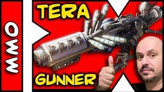 TERA Rising Gunner Class Impressões e Gameplay