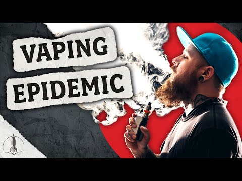 Is Juul Big Tobacco? How Lobbying Caused The Vaping Epidemic...