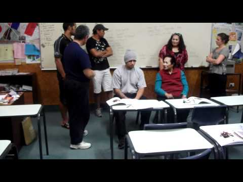 Tongan Language Beginners Class - Talking about my family