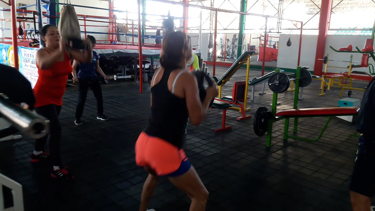 Circuito Gym : Entrenamiento físico para boxeo circuito de resistencia a la poten