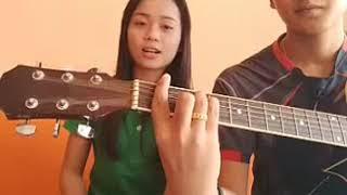 แฟนบ่ชัดเจน ร้องสดเพลงใหม่ ฟ้า ทะวีพอนlaos