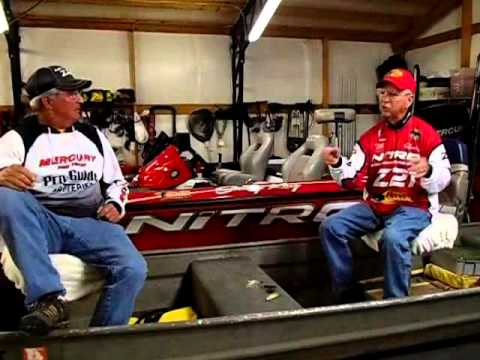 Stacey King - Bassmaster  Table Rock Tips from the Pros with host, Pete Wenners