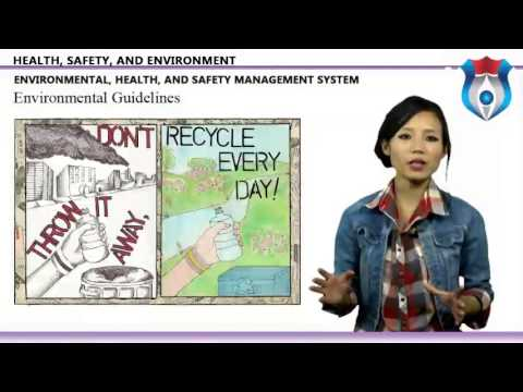 HEALTH, SAFETY, AND ENVIRONMENT
