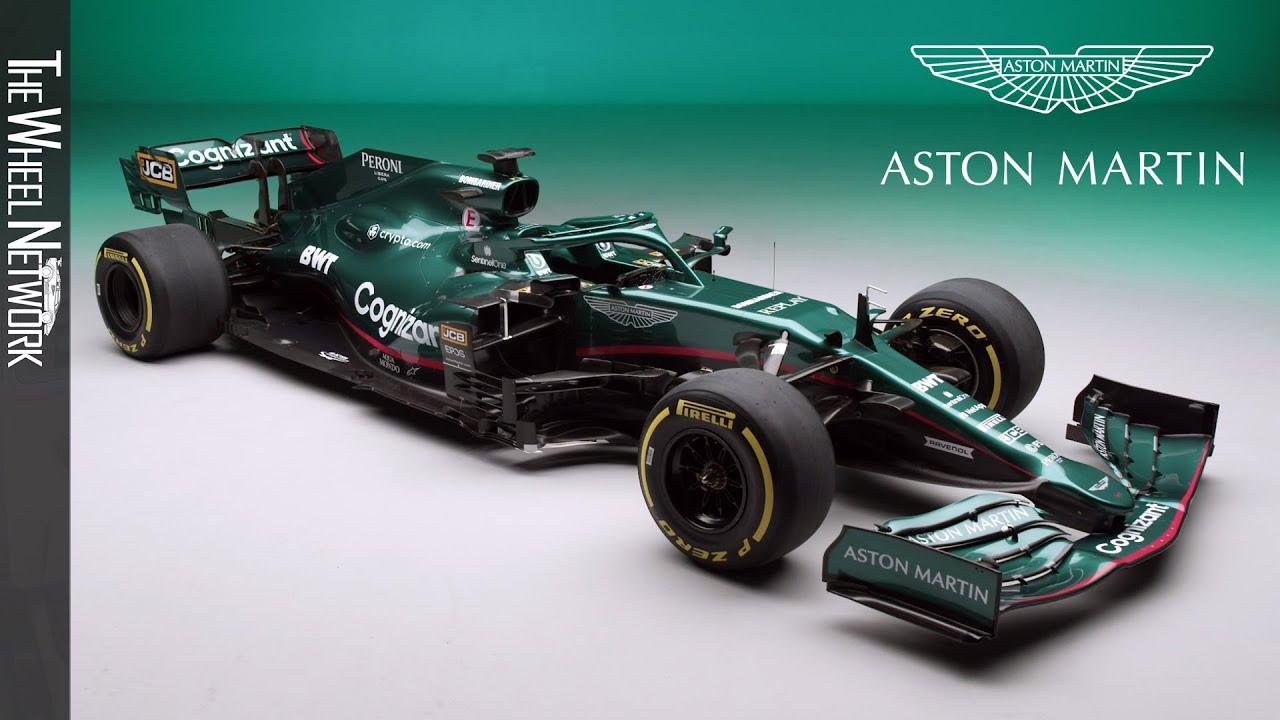 2021 Aston Martin Amr21 F1 Race Car Reveal Youtube