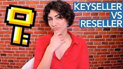 PC-Spiele billig kaufen - Was unterscheidet Keyseller und Reseller, wo droht Steam-Sperrung?