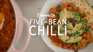 Five Bean Chili | Deliciously Ella | Vegan & Gluten Free