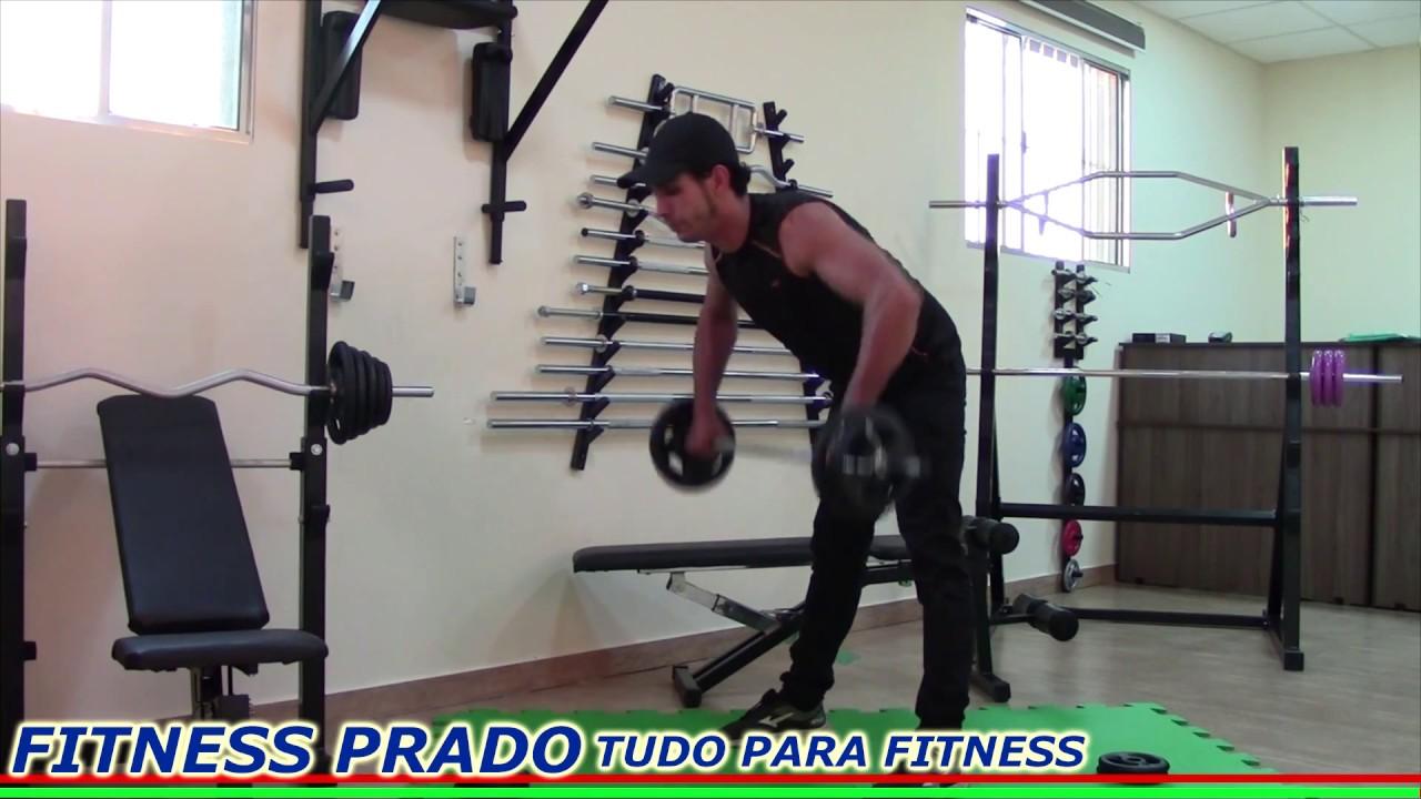 780755868 kit de musculação barra de 1