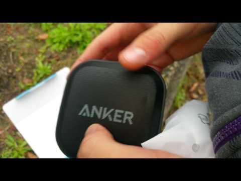 Anker SoundCore Sport (unboxing)