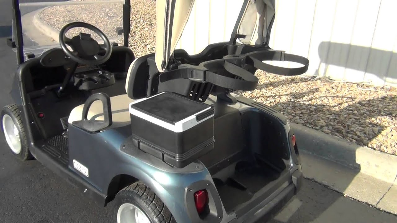 2009 EZ-GO RXV Golf Carts - RMI Golf Carts - YouTube on powered cooler, utv cooler, trailer cooler, engine cooler, fan cooler, golf mulligan,