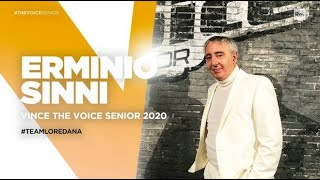 ERMINIO SINNI - The Voice Senior