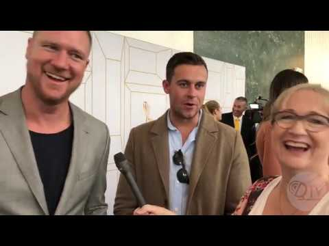 Dean & Ryan from Married At First Sight - 2018 Logies Nominees