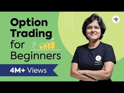 Option trading for beginners by CA Rachana Ranade