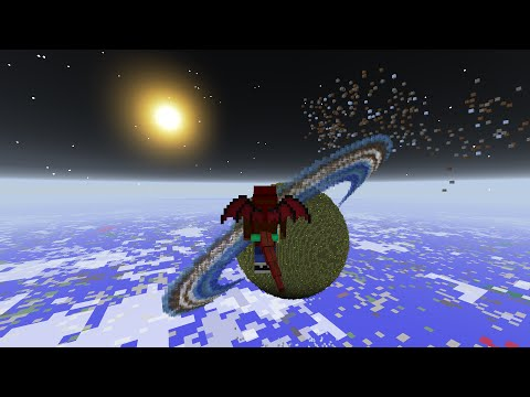 Minecraft Unabridged Ep 18 - Playing with Gravity with Starminer - Primus Modded Server Survival