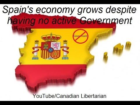 Spain's economy grows despite having no active Government