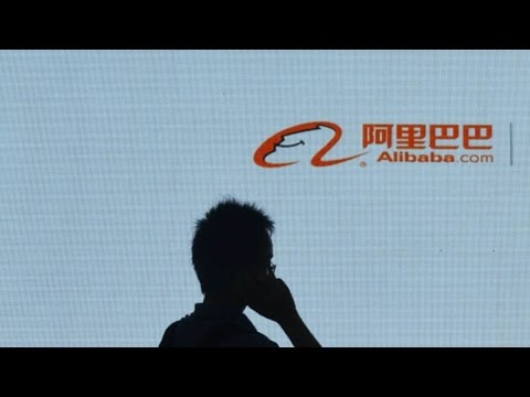 Alibaba's New CEO on Stock Performance and Goals