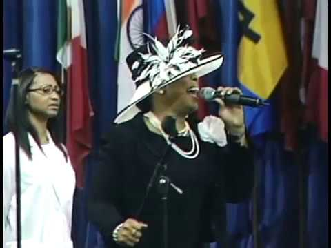 Valerie Boyd - Yes Lord Ringing In My Soul