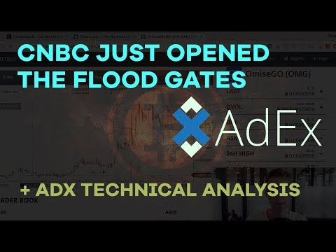 CNBC Just Opened The Flood Gates - AdEx Technical Analysis, Bcash, Being A Terminator - CMTV Ep27