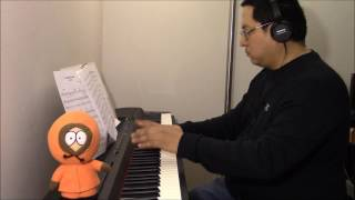 La Resistance / Medley (South Park: Bigger, Longer & Uncut) - Marcel Talangbayan - piano