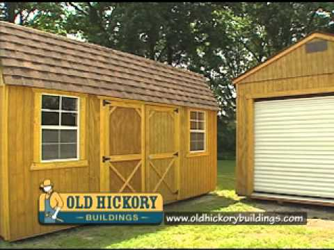 Old Hickory Buildings 30 Sec Commercial Youtube