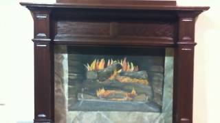 New Jersey Mantel In Oak