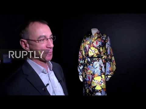 Germany: Legendary film company UFA opens expo to mark centenary in Berlin