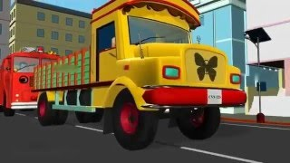 wheels on the bus go round and round vehicles 2 3d nursery rhymes songs for kids