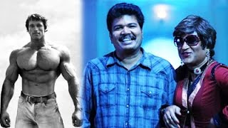 Plans to rope in Arnold for Endhiran 2 !!! | Kollywoodgalatta