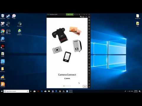 How To Download And Install Canon Camera Connect On PC (Windows 10/8/7/Mac)