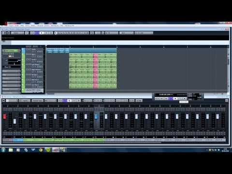 Making & Mixing Massive Music - Part 2 Recording, Editing & Mixing Drums