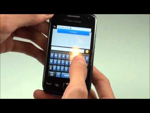 Tinhte.vn - Trên tay BlackBerry 9380