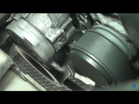 d1927e66b58 How To Diagnose a Noisy Chattering Audi Over Running Alternator Pulley