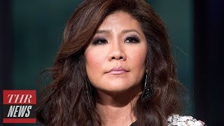 Julie Chen Shows Support For Husband Les Moonves in 'Big Brother' Return | THR News