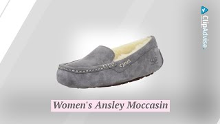 UGG Women's Ansley Moccasin | Slippers 2019 Great Color Collection | Women's Ansley Moccasin