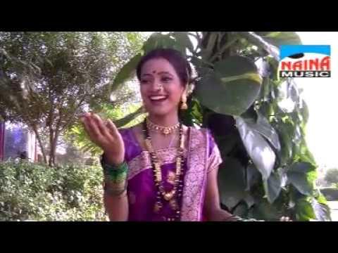 Jivdani Aaicha Bhagava Zenda | जीवदानी आईचा भगवा झेंडा | Bharti Madvi | New Song 2017