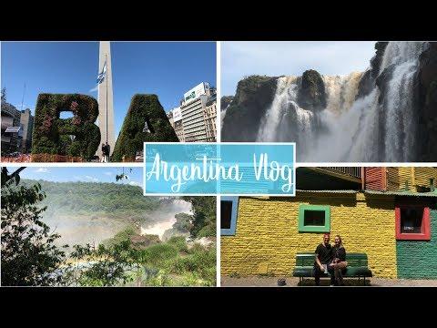 ARGENTINA VLOG | Nov. 1-11th