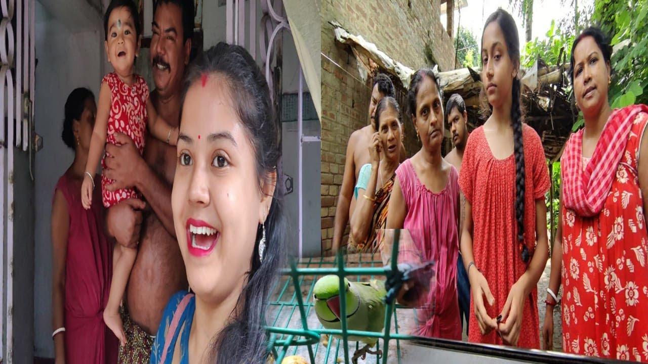 Ato anander pore bari jetehobe sune monta kharap hoyegelo tobe ataito meyeder jibon #banglavlog