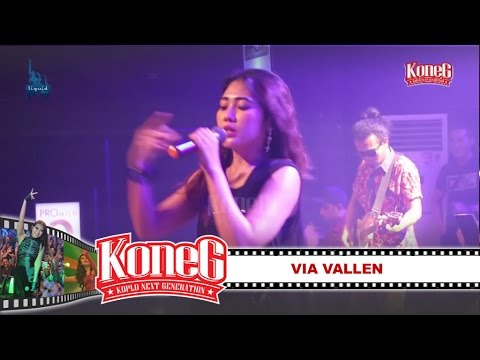 VIA VALLEN - LOVE ME LIKE YOU DO  [3rd LIVE CONCERT - Liquid Cafe] [KONEG JOGJA - Dangdut Koplo]