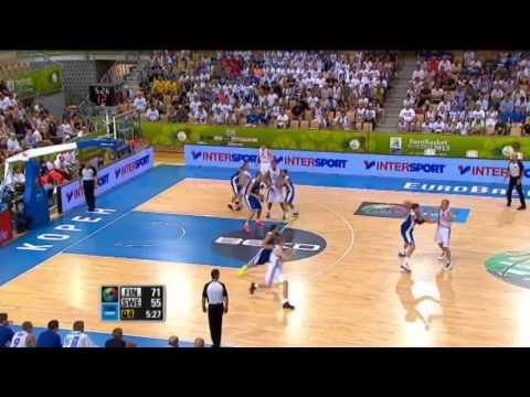 Jeff Taylor - FIBA EuroBasket 2013 Highlights