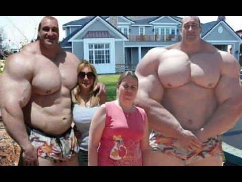 Unbelievable Real Life Giant Bodybuilders | Monster Bodybuilders You Won't Believe Exist
