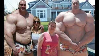 Unbelievable Real Life Giant Bodybuilders | Monster Bodybuilders You Won