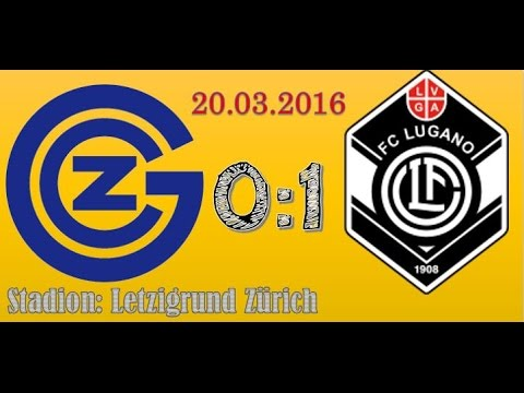 Grasshoppers Club Zürich vs. FC Lugano 0:1 (0:0) 20.03.2016