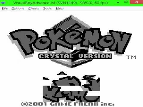 Tricking Pokémon Crystal into running on a DMG (classic) GameBoy